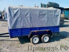 КРД-108 Двухосный (2.7х1.5)